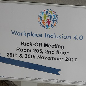 WI 4.0: Kick Off Meeting in Kapfenberg