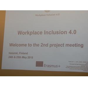 Project WI4.0: 2ο Meeting στη Φινλανδία